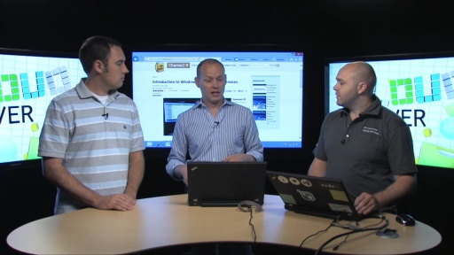 Episode 89 - Windows Azure Mobile Services