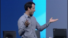 TechEd Europe Keynote with Antoine Leblond