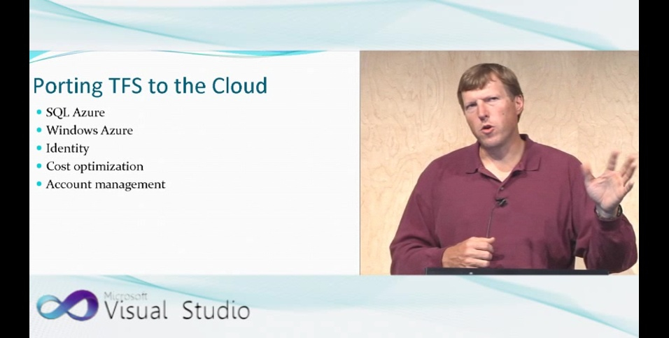 Lessons from the Cloud