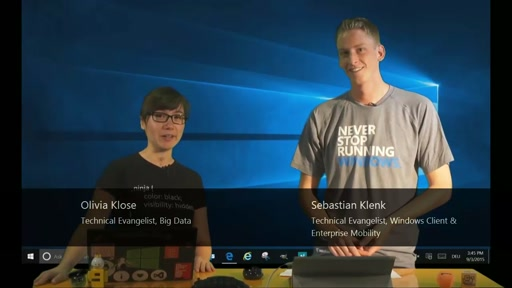 News Show #27: Technical Summit, neue PCs und Phones auf der IFA, DPK, Cortana Analytics & Windows 10 Highlights