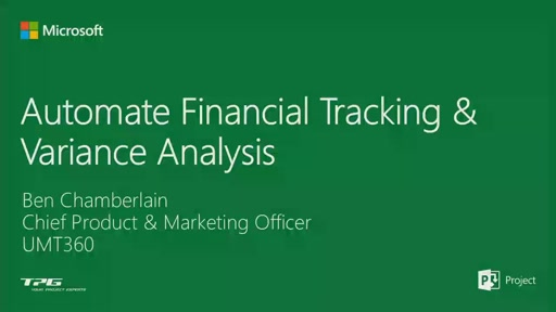 Automate Financial Tracking & Variance Analysis