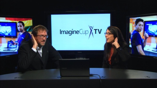 Imagine Cup TV Episode 014: Student Apps and Making a Pitch Video
