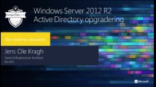 Migrating your Active Directory (to Windows Server 2012 (R2))