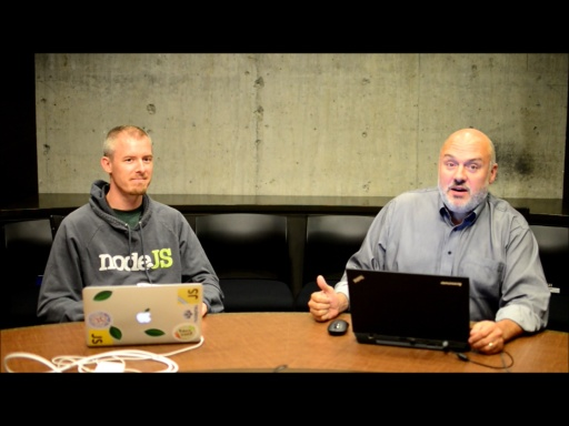 Node.js and MongoDB on Windows Azure