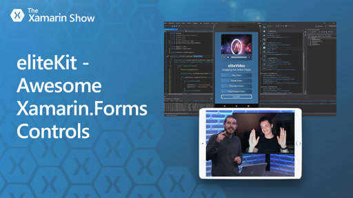 eliteKit - Awesome Xamarin.Forms Controls | The Xamarin Show