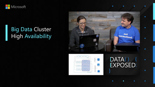 Big Data Cluster High Availability | Data Exposed
