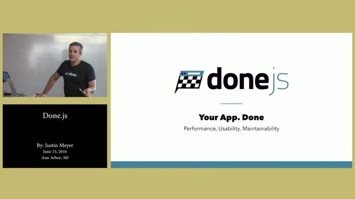 Done.js - Your App Done! by Justin Meyer