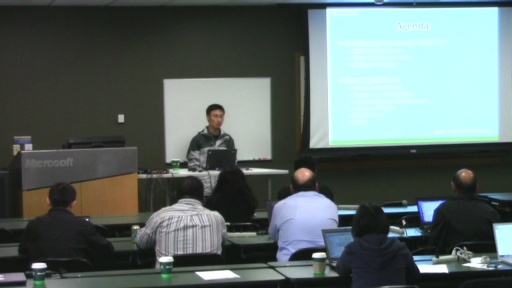 File Sharing Protocol (SMB3) Family Test Suite Presentation 2012