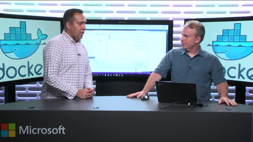 Visual Studio Docker Tools for building ASP.NET Core Web Apps – The September Release