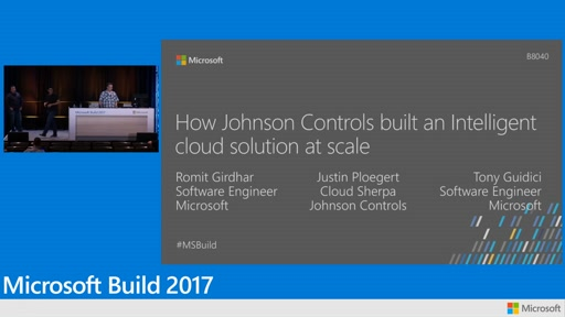 How Johnson Controls built an intelligent cloud solution at scale