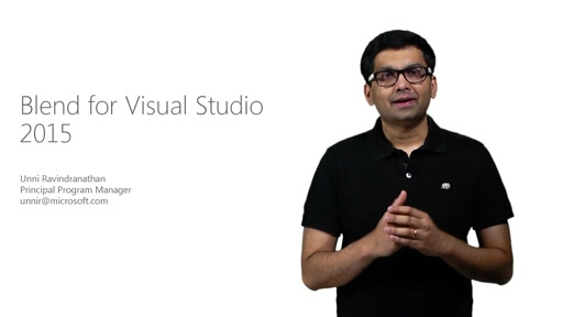 Blend for Visual Studio 2015 Preview