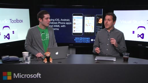Building Cross-Platform Apps with Xamarin Forms