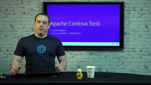 Apache Cordova Tools - VS 1015 e 2013