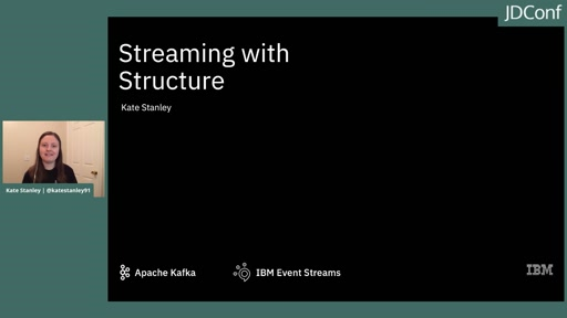 Streaming With Structure