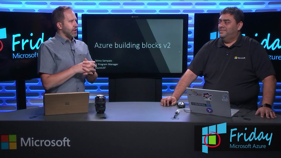 Azure Building Blocks 2.0 (azbb)