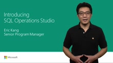 A lap around SQL Operations Studio, a new cross-platform SQL Server tool
