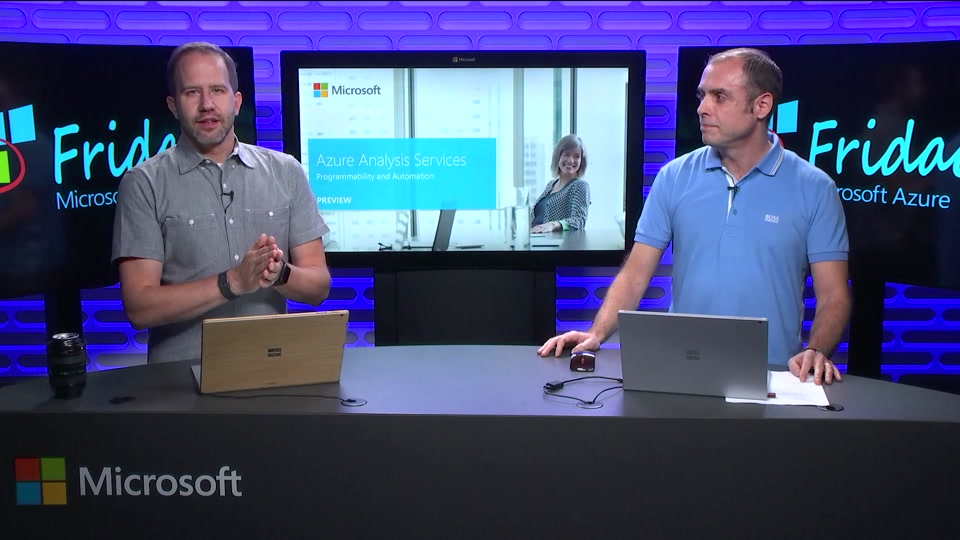 Azure Analysis Services Programmability and Automation