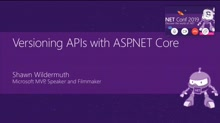 Versioning APIs with ASP.NET Core