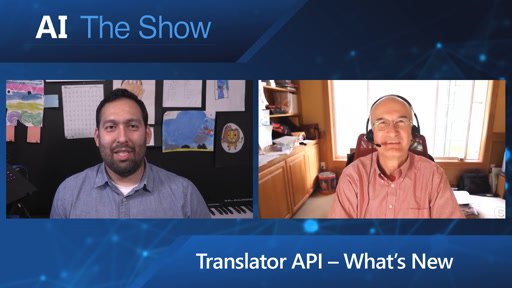 Translator API – What's New