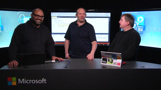 Azure Data Lake and U-SQL Updates