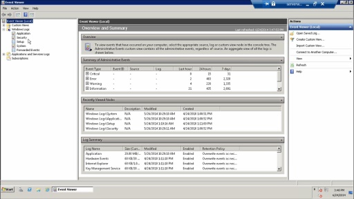 Windows Server Administration Fundamentals: (04) Monitoring and Troubleshooting Servers