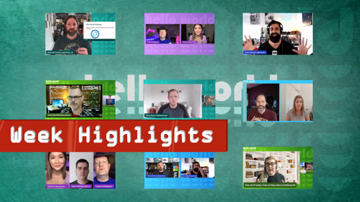 Hello World - Highlights - Week of March 29th, 2021