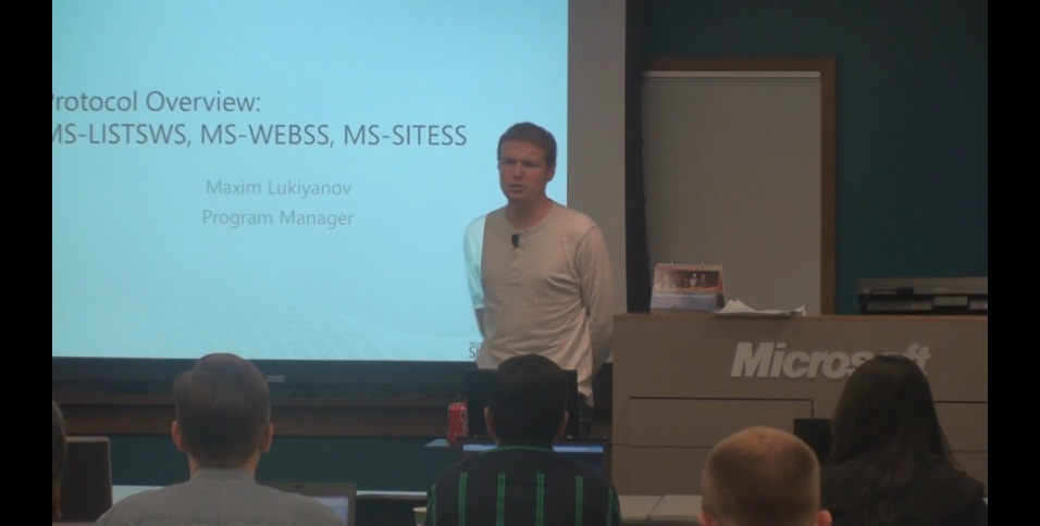 SharePoint Lists, Sites, and Webs Web Service Overview