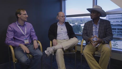 Bjarne Stroustrup Interview at cppcon 2016