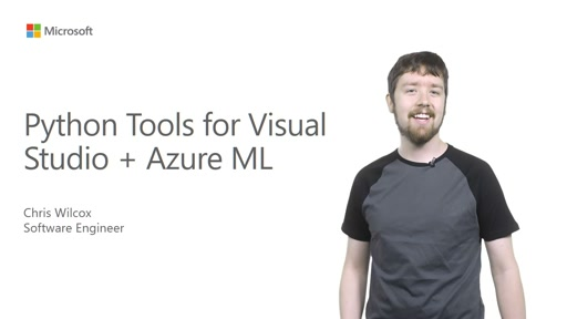 Python Tools for Visual Studio and the Azure Marketplace