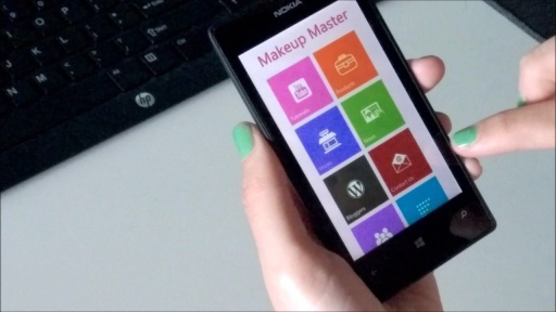 "Aytekin & Betul Ozdemir Creators of ""Makeup Master"" for Windows Phone"