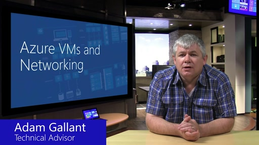 Azure: Virtual Machines and Networks