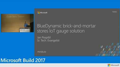 An IoT solution for Blue Dynamic to gauge customer visits to brick-and-mortar stores