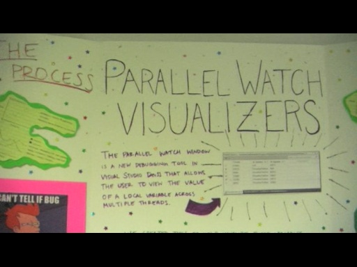 Summer Interns 2011: Parallel Watch Visualizers for Visual Studio 11