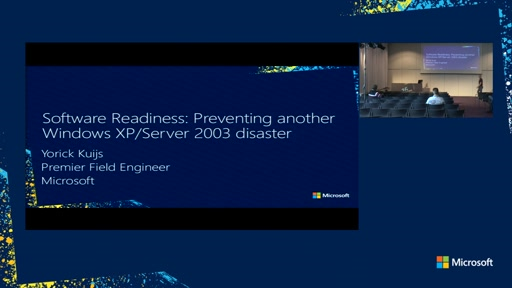 Software readiness: Preventing another Windows XP/Server 2003 disaster
