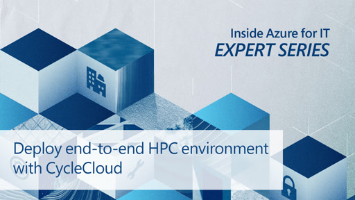Deploy end-to-end HPC environment with CycleCloud