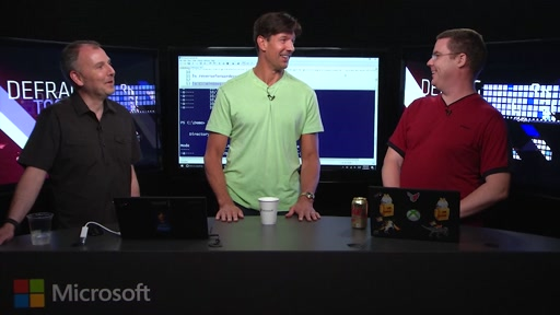 Defrag Tools #164 - Sysinternals for Nano Server - Mark Russinovich