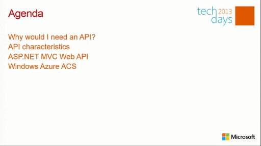 OAuth-as-a-service using ASP.NET Web API and Windows Azure Access Control