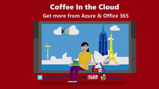 Coffee in the Cloud - Nishan DeSilva on Data Governance