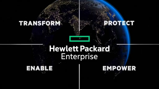 How Hewlett Packard Enterprise is Transforming Tomorrow's Data Center