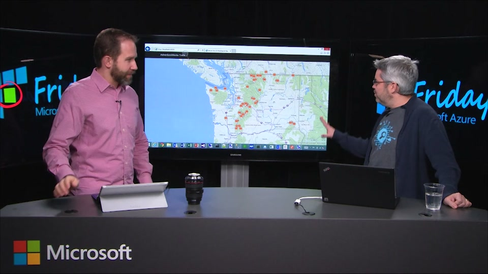 Azure Search 102 - Searching and Mapping Spatial Data with Liam Cavanagh