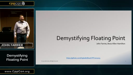 Demystifying Floating Point