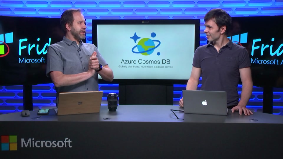 Graphs with Azure Cosmos DB Gremlin API
