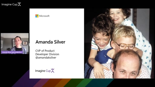Failing Can Be Good! Bringing a Growth Mindset to Every Project with Amanda Silver