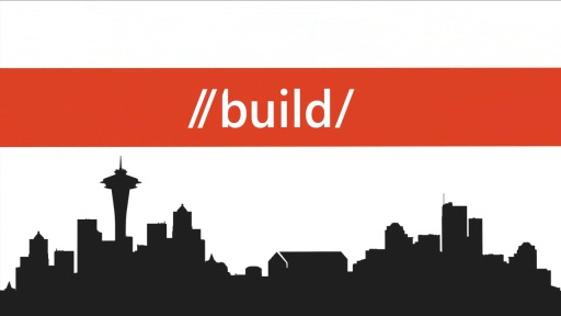Time lapse photography of the Build 2012 Keynote Structure
