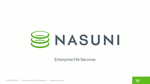 Nasuni Virtual Lab