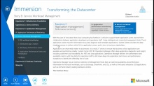 Transform the Datacenter Immersion: (04a) Application Management - Performance Monitoring, Part 1