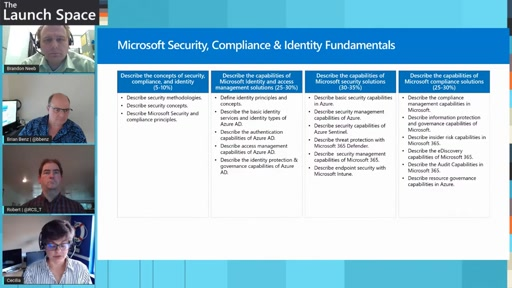 Microsoft's new Security, Compliance, and Identity (SCI) certifications