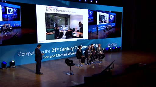 Panel – Engaging with AI: How Human and Machine can Work Together to Shape the Future