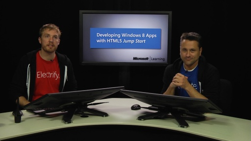 Developing Windows Store Apps with HTML5 Jump Start: (01b) Designing a Windows Store App, Part 2