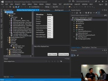 Fun with the Interns: Zach Montoya Builds a Visual Studio Designer for .NET Native